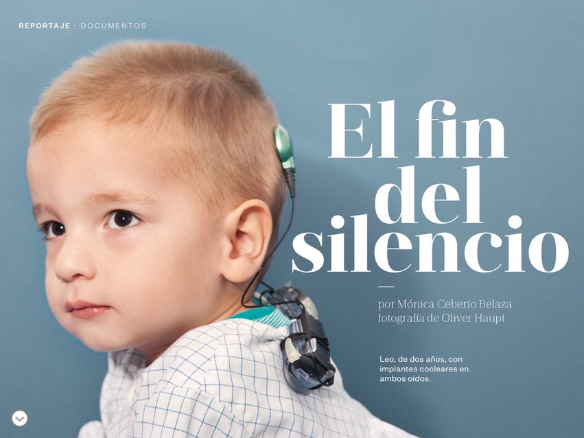 oliver haupt photography editorial cover story for EL PAIS MAGAZINE